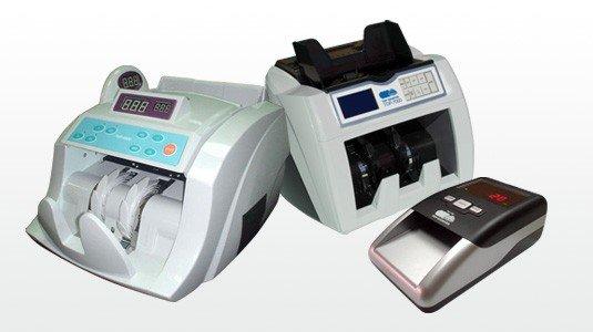 Conteo y validación de billetes